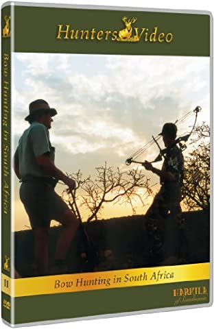 Chasse à l'arc en Afrique du sud / Bow Hunting in South Africa /Hunters Video No. 11