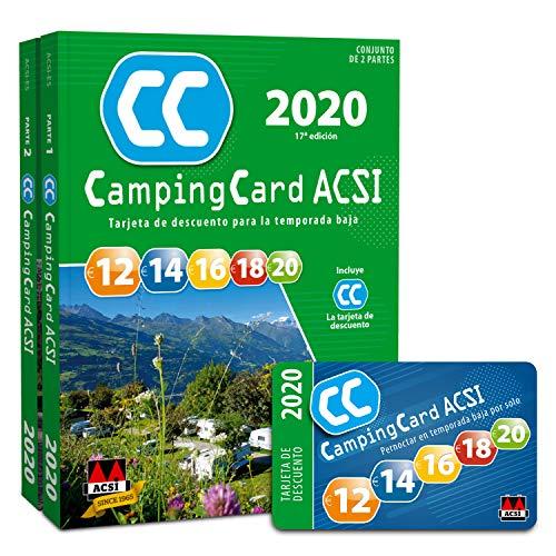 Muchísimas ventajas de acampada durante la temporada baja Pero ¿quién no quiere acampar a un precio de lo más ventajoso en temporada baja? Con CampingCard ACSI nunca pagará en exceso por su alojamiento durante las temporadas de primavera y otoño. En ...