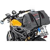 Motorrad Hecktasche QBag Hecktasche/Gepäckrolle wasserdicht 09, bis zu 60 Liter grau