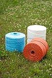 farmtex Erntegarn 150 blau 2 x 9 kg, Bindegarn, Pressengarn, Kunststoffgarn, Kordel Typ 150,