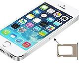 Apple iPhone 5 5S Sim Karten Halter Sim Tray Sim Schlitten Sim Holder Gold Ersatz Simkartenhalter SIM-TRAY APPLE iPhone 5S 5 S Zubehör Ersatzteile Reparatur