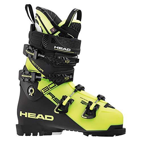 HEAD Vector RS 130 S - Herren Skischuhe (2019), Mondo Point Größe:29.5 | EU 44.5