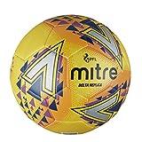 Mitre, Spfl Delta Replica, Pallone Da Calcio Per Allenamenti, Unisex Adulto, Giallo, 3