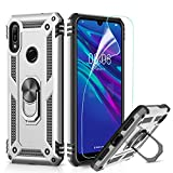 LeYi for Huawei Y6 2019/Honor 8a Case with Magnetic Ring