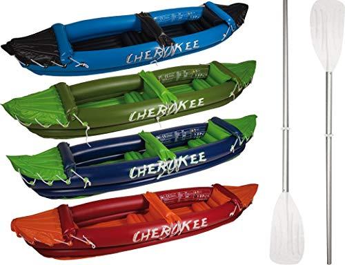 Waimea Cherokee Kanu für 2 Personen im Test + Preis-Leistungsvergleich - 4