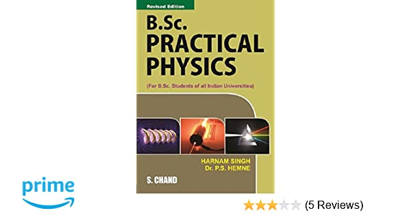 Buy B Sc  Practical Physics Book Online at Low Prices in