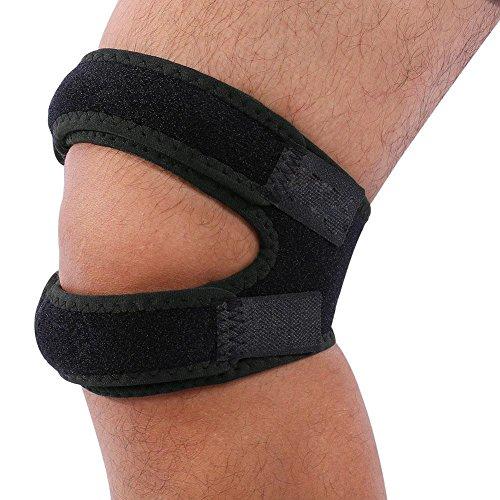 Outdoor-Produkte Reitsport Knie stoßabsorbierendes Breathable Druckschutz Patella Basketball Hood Trainingsbekleidung