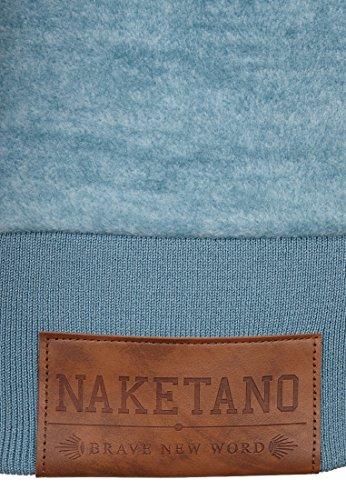 Naketano - Sweat-shirt - Uni - Femme Big Boobies Melange