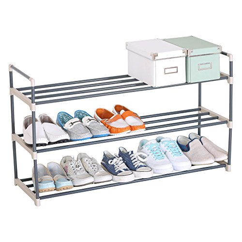 woltu-sr0006-stee-pipe-3-tier-shoe-rack-cabinet-grey-for-shoes-standing-storage-organizer-92x30x54cm