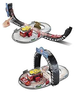Disney Cars FBG43 Cars 3 Piston Cup Portable Playset