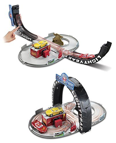 Image of Disney Cars FBG43 Cars 3 Piston Cup Portable Playset