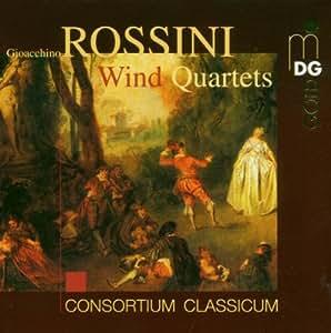 Rossini: Wind Quartets
