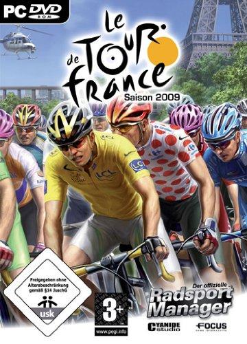 Tour de France 2009: Der offizielle Radsport-Manager