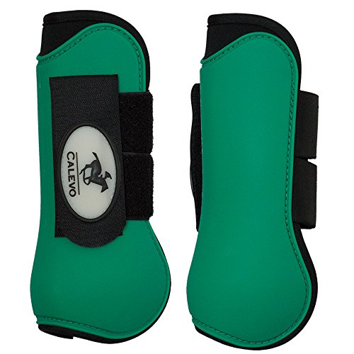 Calevo - Tendon Boots CLASSIC front