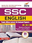 Topic-wise Solved Paper SSC English consists of past solved papers of SSC CGL, 10+2 CHSL, Sub-Inspector, Multi Tasking, and Stenographer from 2010 to 2016.The coverage of the papers has been kept RECENT (2010 to 2016) as they actually reflect the cha...