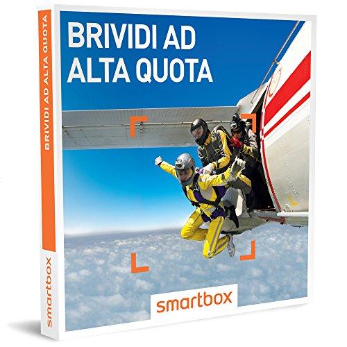 Smartbox Cofanetto Regalo- BRIVIDI AD ALTA QUOTA - 27 attività di volo
