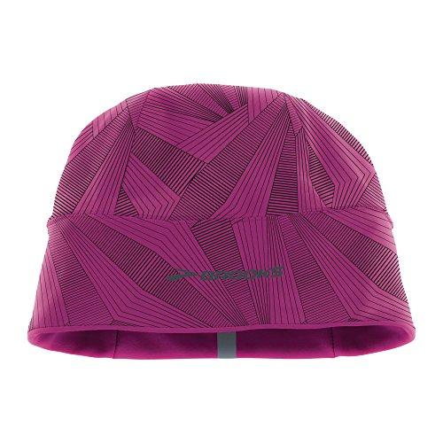 Brooks Greenlight Beanie, Mütze Running Damen, violett - Brooks Kappe