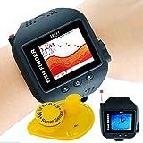 Wireless Watch Fish Finder, Sonar, Antenna. Boat, Kayak, Canoe. 60 Metre range
