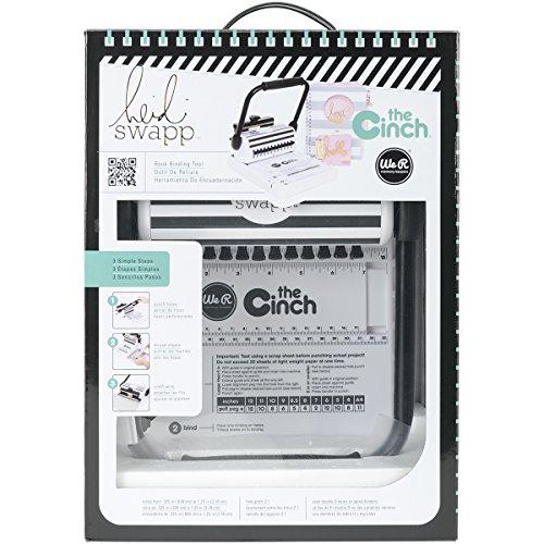 Heidi Swapp 662789 We R Memory Keepers Cinch Machine