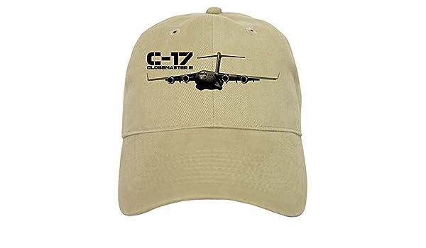 CafePress C-17 Globemaster III Baseball Baseball Cap