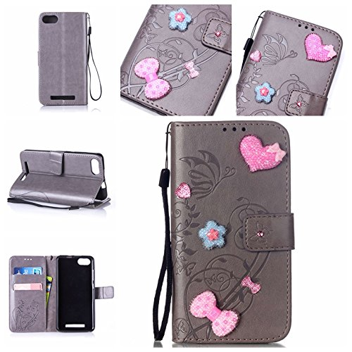 wiko-lenny-3-case-leather-ecoway-3d-fashion-handmade-bling-diamond-crystal-butterfly-flower-pattern-