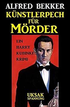 Künstlerpech für Mörder