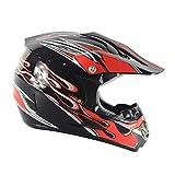 Yu-helmet Casque de Moto, Casque de Moto de Moto de Plein air, Casque de Pilote de...
