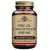 Solgar Aceite Pescado Concentrado - 60 Cápsulas