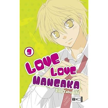 Love Love Mangaka 03