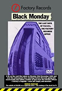 Black Monday: The Last Days