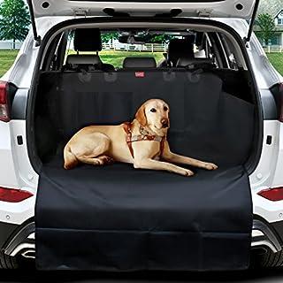 Universal Kofferraumschutz Hunde SUV MATCC Auto Kofferraum Hundedecke wasserdicht Kofferraumdecke Ideal für Hund Kofferraumschutzmatte mit Seitenschutz