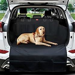 universal Petsense Manta protectora de maletero para mascota impermeable resistente alfombrilla de maletero de coche