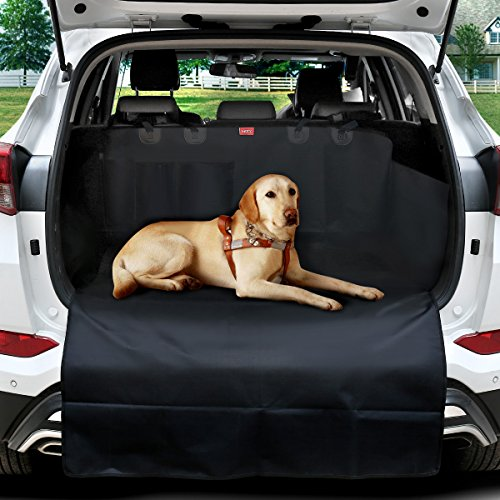 MATCC Boot Liner Heavy Duty Universal Waterproof Car Back Seat Protector Pet Dog Cat Cover Mat Hammock
