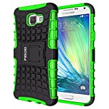 Funda Galaxy A5 (2016),Pegoo Proteccion Cover Case para (2016) Samsung Galaxy A5 (Verde)