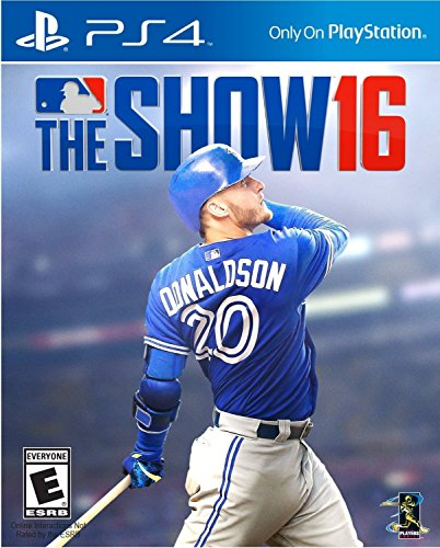 Sony MLB 16 The Show PS4 Basic PlayStation 4 video game - video games (PlayStation 4, Sports, Multiplayer mode, E (Everyone))