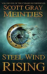 Steel Wind Rising: Volume 1 (The Cybarium Chronicles) by Scott Gray Meintjes (20-May-2013) Paperback