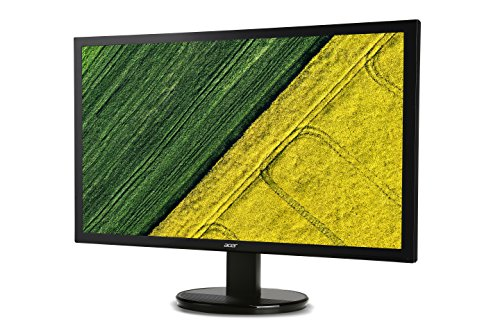 Acer K242HLbd 24 inch Widescreen FHD LED Monitor (5