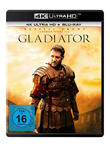 Gladiator (4K Ultra HD) (+ Blu-ray 2D)