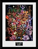 1art1 Five Nights at Freddy's Poster De Collection Encadré - Ultimate Group (40 x 30 cm)