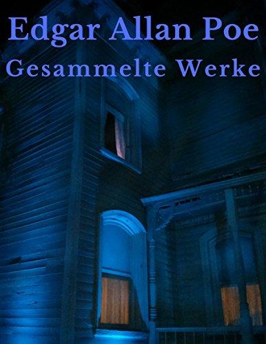 Gesammelte Werke: Mystery, Fantasy, Krimis und Lyrik (German Edition)