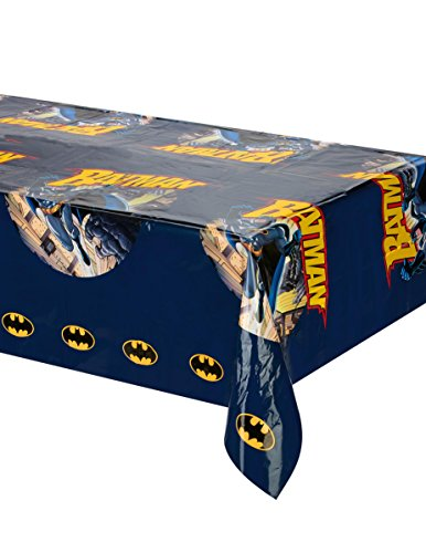 DYNASTRIB- Batman Mantel, Multicolor, 130 x 180 cm (9005576)