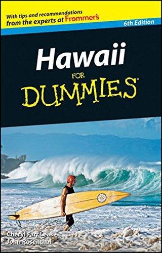Hawaii For Dummies by Cheryl Farr Leas (2010-12-13) (Hawaii For Dummies)