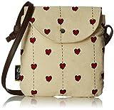 Kanvas Katha Women's Handbag (Ecru) (KKSNPB003)