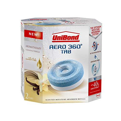 UniBond 2221060 Aero 360 Comforting Vanilla Refill