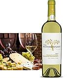 Muscat Ottonel & Tamaioasa Romaneasca 2015 | Trockener Weisswein 12,5% | Qualitätswein aus Rumänien - Dealu Mare, DOC – CMD