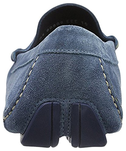 Salvatore Ferragamo , Mocassins (loafers) homme Bleu