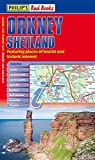 Philip's Orkney and Shetland: Leisure and Tourist Map (Philip's Red Books)