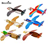 Pack of 12 bird gliders - Ideal for children\'s party bags - The Harlequin Brand