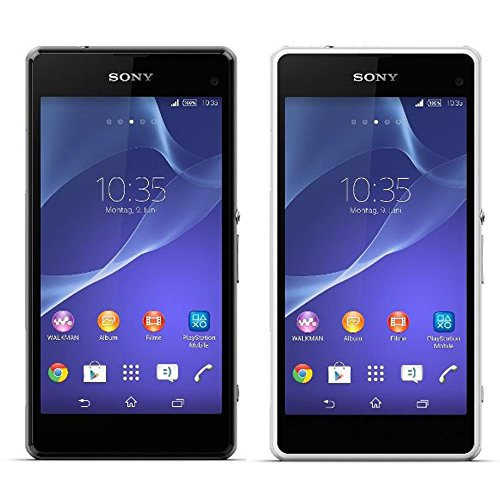 Sony-Xperia-Z1-Compact-Smartphone-109-cm-43-Zoll-HD-Triluminos-Display-22GHz-2GB-RAM-207-Megapixel-Kamera-Android-OS