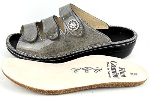 Finn Comfort, Mules pour Femme grey Apanas